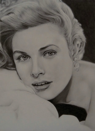 Grace Kelly par artemis37